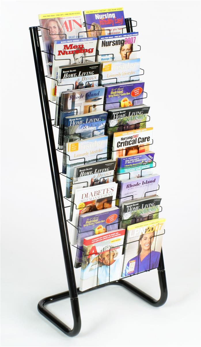 Commercial Literature Stand