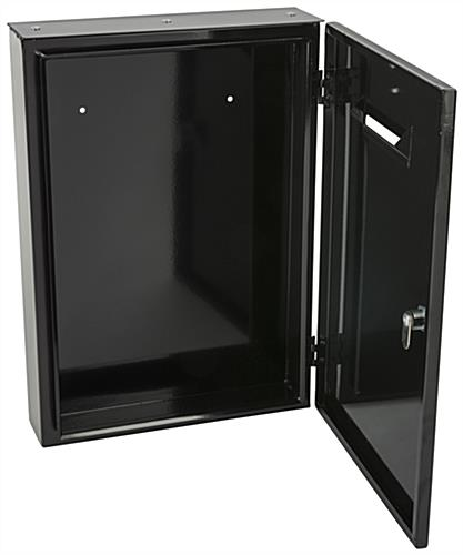 Wall Mounting Drop Box with Insert Slot