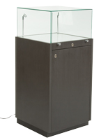 Pedestal Display Case