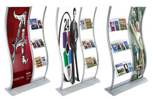 Exceptionnel Leaflet Displays