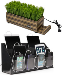iPad Chargers and Organizers