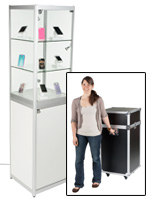 Trade Show Exhibit Case