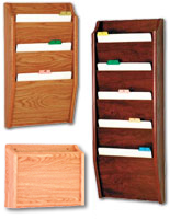Wall File Holder Hanging Folder Racks Amp Organizers