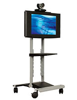 TV mount cart