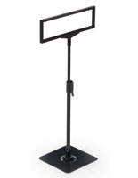 "11"" x 3.5"" Counter Graphic Stand Great for Promotions"