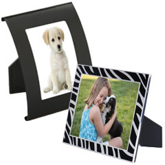 black metal picture frames