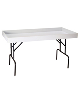 Steel Folding Dump Table