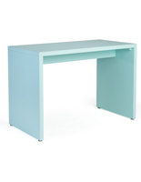Large Blue Nesting Retail Block Console