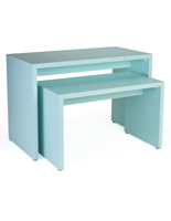 Wooden Nesting Retail Block Console Set