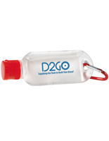 Promotional Custom Hand Sanitizer with Clip