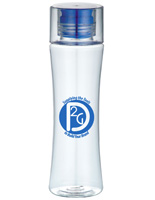Blue Custom BPA Free Water Bottles for Brand Development