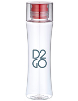 Promotional Red Custom BPA Free Water Bottles