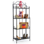Wrought Iron Rack