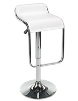 Hydraulic Bar Stool for Trade Show Comfort