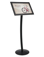 Outdoor Sign Pedestal for Businesses