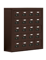 Cell Phone Storage Locker for Mobile Devices and Small Valuables