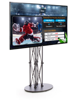 "55"" Digital Signage Trade Show Kit"