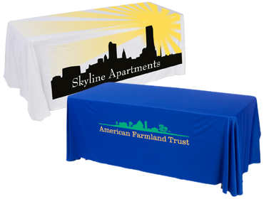 Custome Printed Table Cloths