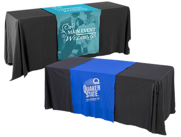 Custom Printed Throws And Table Runners