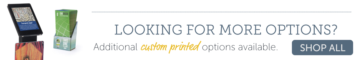 Shop Additional Fixtures with Custom Printing