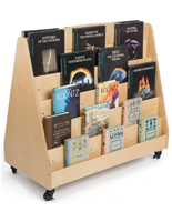 Double-Sided Kid's Book Stand