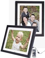 "15"" Digital Photo Frame For Playing Slideshows and Video"