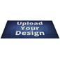 Custom decal rectangular flooring graphics with UV digital printing