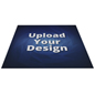 Large floor advertising square decal with UV digital printing