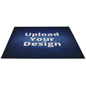 Large custom floor decal rectangle stickers with UV digital printing