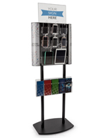 Courtesy Floor Standing Charging Kiosk