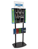 Commercial Cell Phone Charging Station for Indoor Use