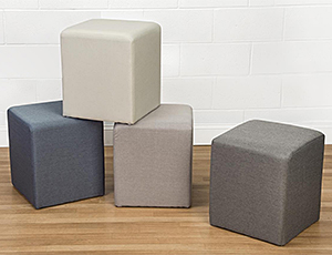 Foam Seating Cubes