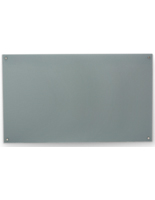 60 x 36 Magnetic Glass Dry Erase Board for Education Buildings
