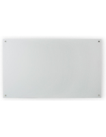 60 x 36 Magnetic Glass Whiteboard for Classrooms