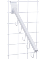 Gridwall Waterfall Hook for Hanging Merchandise