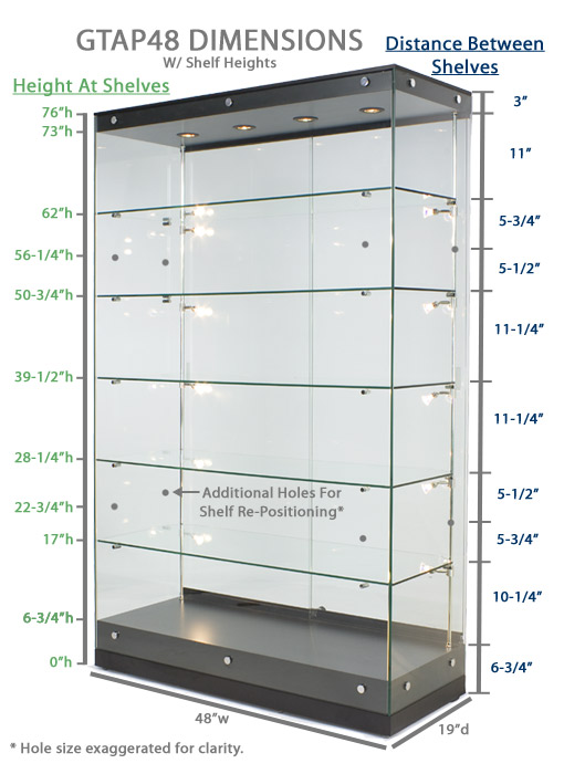 This Attractive Trophy Case From Grace Tyler Is In Stock And Ready