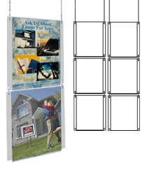 hanging sign grids