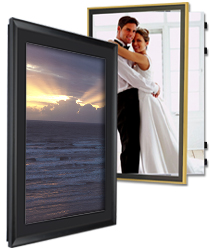 Hinged Poster Frames