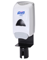 Hand Sanitizer Stanchion Topper, 30,000 Washes per Battery Life