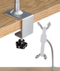ipad clamp mounts
