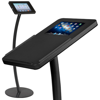 ipad holders for funeral services