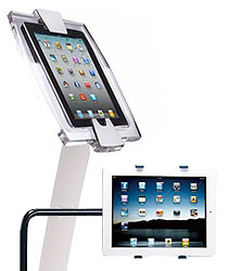 ipad mini display fixtures
