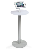 iPad Display Podium with Locking Enclosure