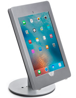 Adjustable iPad Pro Stand with Weighted Base
