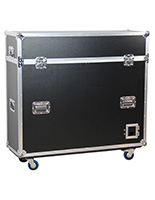 TV Flight Case, Black