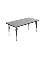 Rectangular Preschool Table