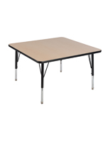 Square School Activity Table