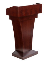 Hotel Podium can be Used as a Hostess Station