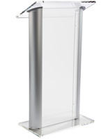 Frosted Plastic Lectern for Churches