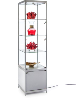 "20""w LED Display Tower"